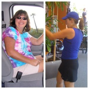 Follow the plan. Lose weight. Learn to maintain it. Simple, but not easy. Actual client Mary.
